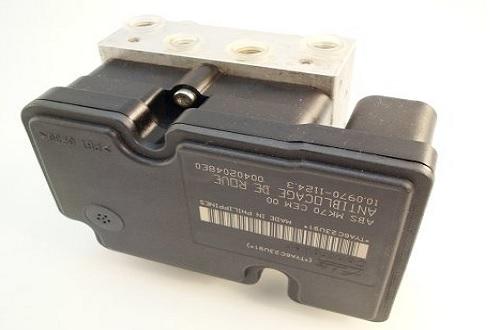 بلوک MK70 ABS در سیستم برق مالتی پلکس فرانسوی