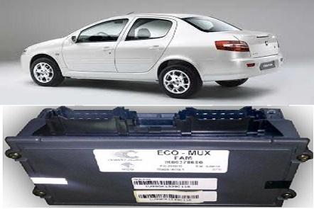 فروش نود جلو یا FCM ماشین رانا و ۲۰۶