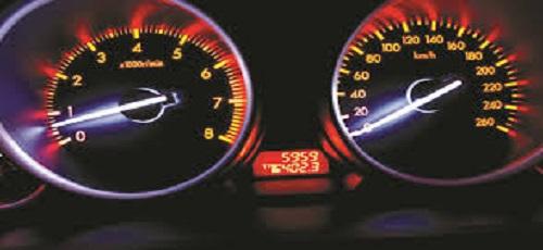 کیلومتر پیموده شده در خودروهای مالتی پلکس