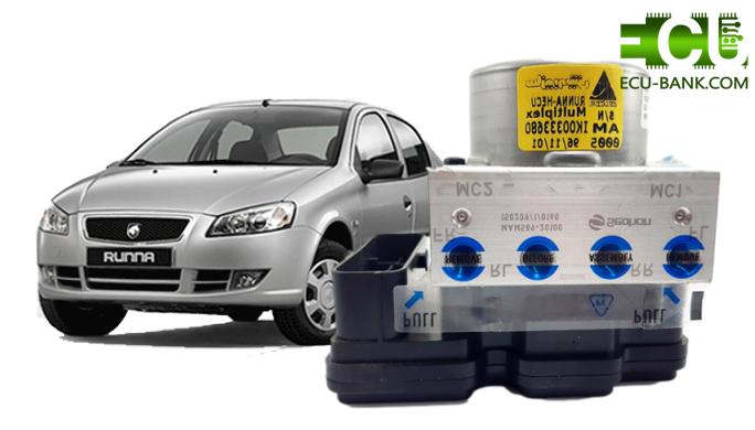 معرفی و فروش بلوک ای بی اس(ABS) خودرو رانا