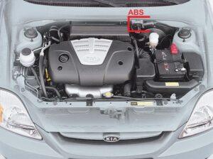 معرفی و فروش بلوک ای بی اس (ABS) خودرو ریو